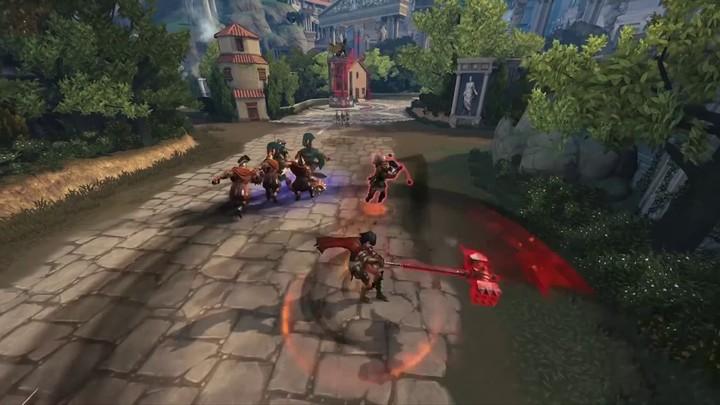 Bande-annonce de lancement de SMITE sur PlayStation 4