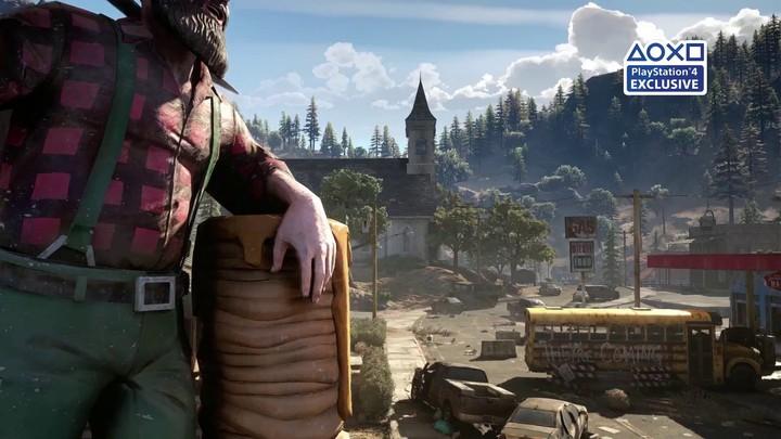 E3 2016 - Première bande annonce pour Days Gone