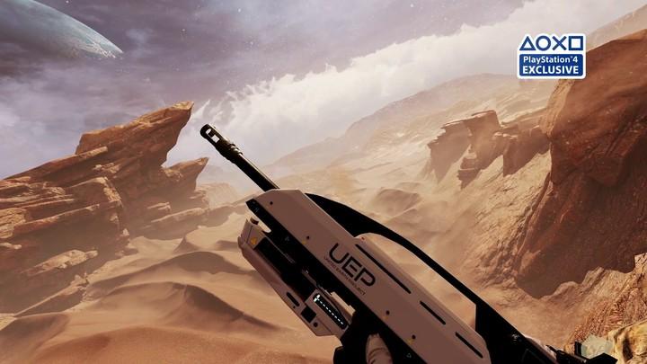 E3 2016 - Première bande annonce pour Farpoint
