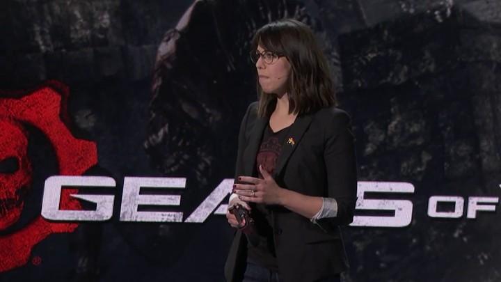 E3 2016 - Démonstration coop du gameplay de Gears of War 4