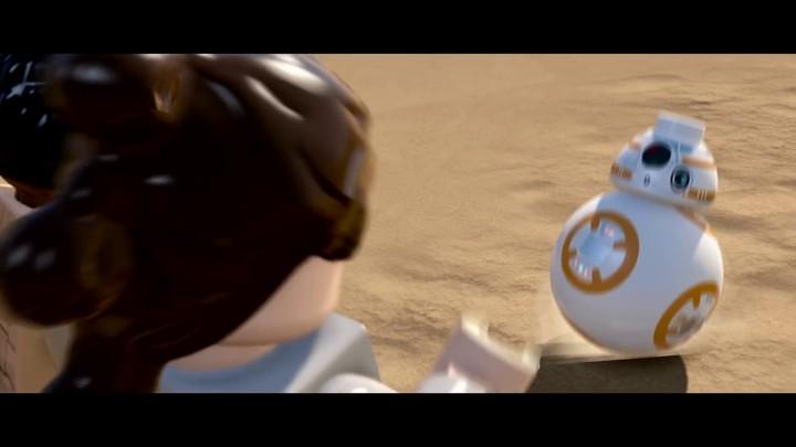 E3 2016 - Bande annonce de Lego Star Wars VII