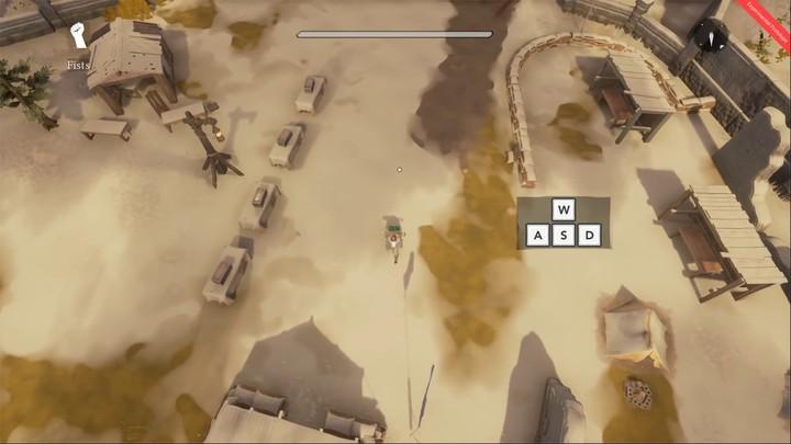 Aperçu du gameplay brut du prototype Foxhole