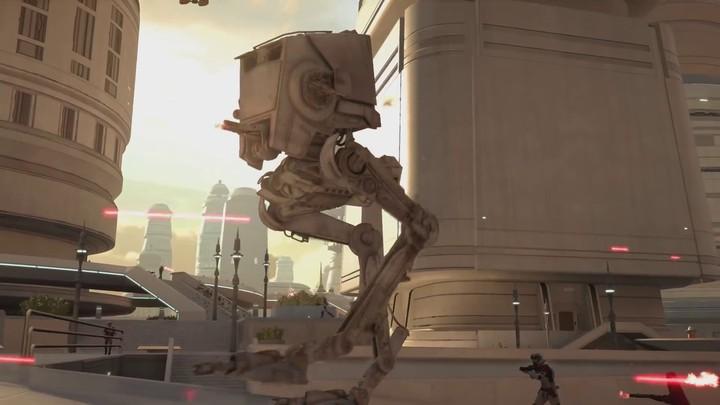 Bande-annonce de lancement de l'extension Bespin de Star Wars Battelfront