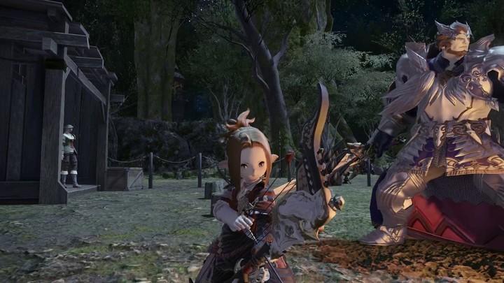 Partenariat entre Final Fantasy XIV et Yo-Kai watch