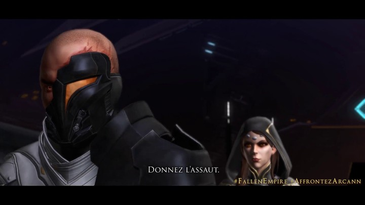 "Knights of the Fallen Empire - Teaser ""La Bataille d'Odessen"""