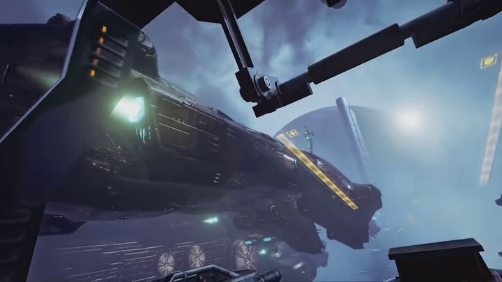 E3 2016 - Gameplay d'EVE Valkyrie sur PS VR