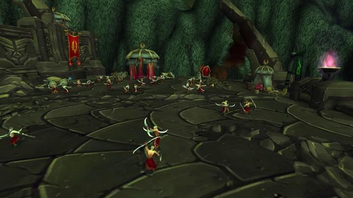 Aperçu du gameplay du Chasseur de démons de Legion (VOSTFR)