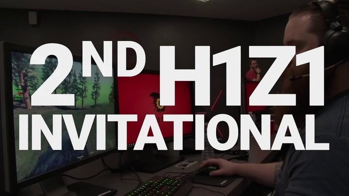 Bande-annonce du H1Z1 Invitational 2016
