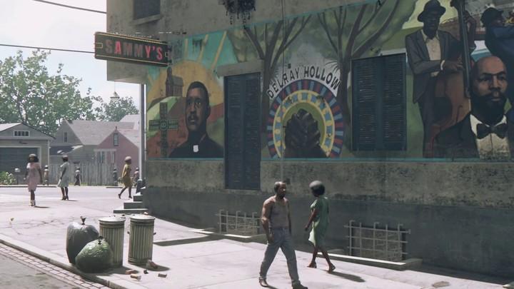 Mafia III : les quartiers de la ville