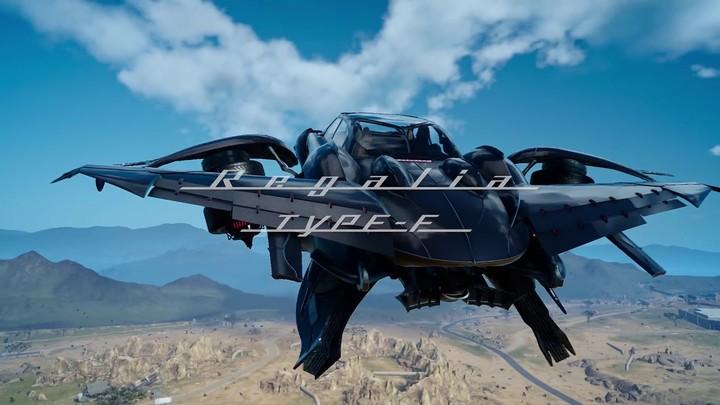 E3 2016 - Final Fantasy XV présente sa Regalia Type-F et son mode vol