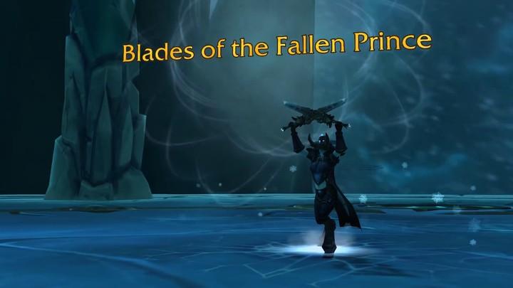 Introduction au système d'Armes Prodigieuses de World of Warcraft Legion (VOSTFR)