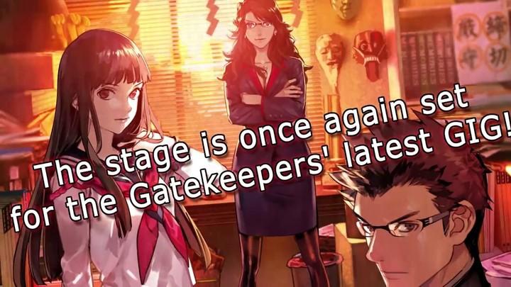Deuxième bande-annonce de Tokyo Twilight Ghost Hunters: Daybreak Special Gigs