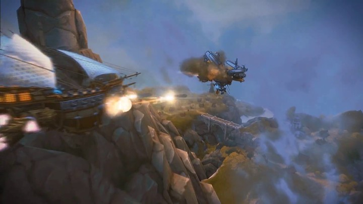 Première bande-annonce occidentale de Cloud Pirates (Pirates Allods Online)