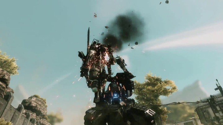 Titanfall 2 dévoile ses titans en vidéo