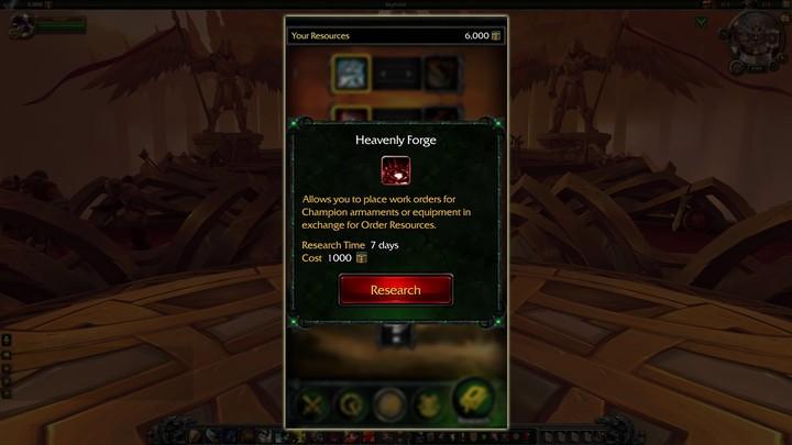 Présentation de l'application mobile World of Warcraft: Legion Companion