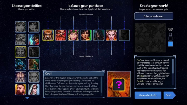 Aperçu du gameplay d'Hero's Song