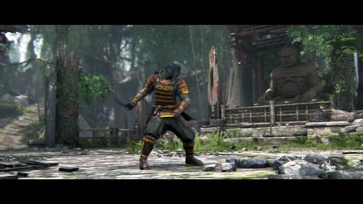 Samouraï de For Honor : présentation d'Orochi, combattant de l'ombre