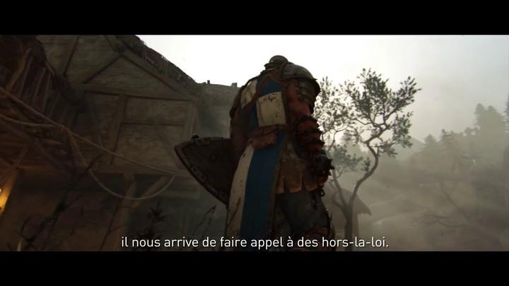 Chevalier de For Honor : présentation du Fléau, le combattant lourd