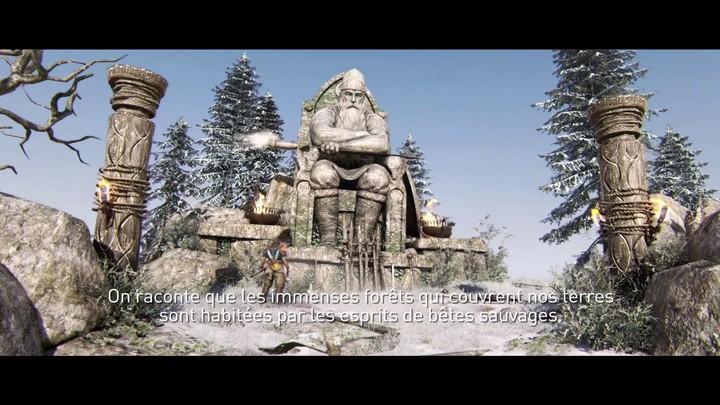 Viking de For Honor : présentation du Berserker, la bête sauvage