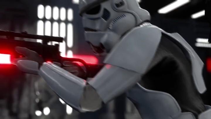 Teaser de la mise à jour Star Wars Battlefront: Death Star