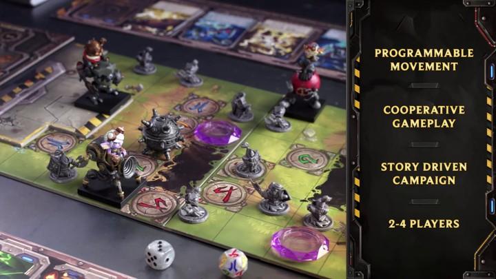 Bande-annonce de Mechs vs. Minions, le jeu de plateau de Riot Games
