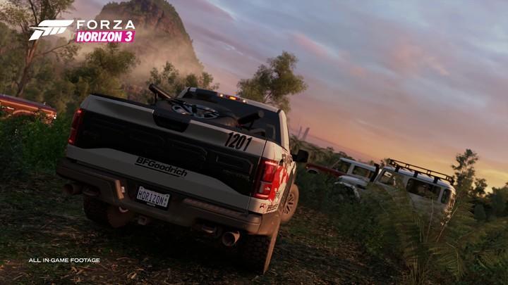 Bande annonce de lancement de Forza Horizon 3