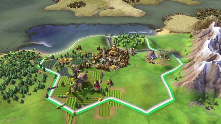E3 2016 - Présentation de Civilization VI