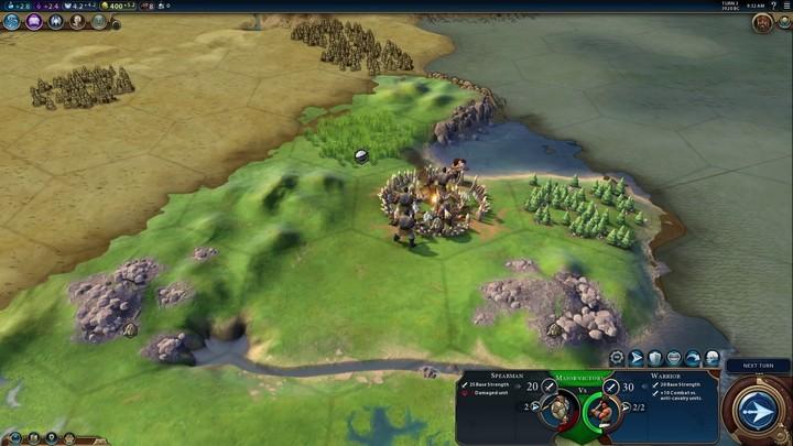 Civilization VI : présentation des Sumériens