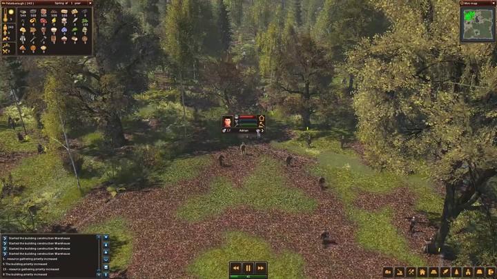 Première bande-annonce de Life Is Feudal: Forest Village