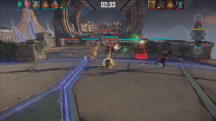 Premier aperçu du gameplay de Breakaway