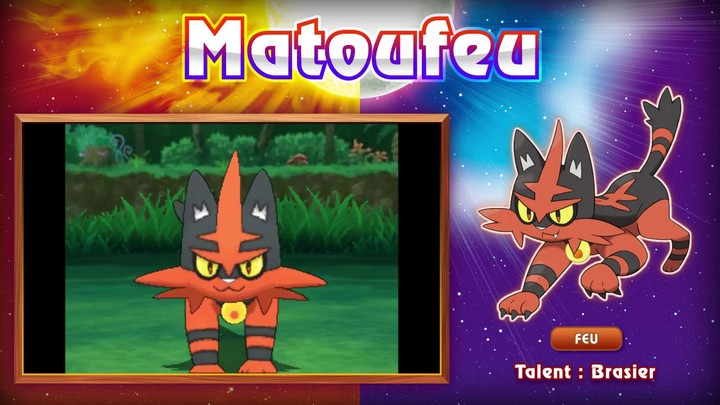 Evolutions des Pokémon de départ dans Pokémon Soleil et Lune : Efflèche, Matoufeu et Otarlette rejoignent la danse