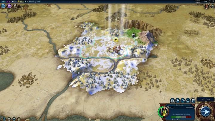 Civilization VI : présentation de la Russie