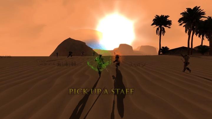Bande-annonce de présentation de Darkfall: Rise of Agon