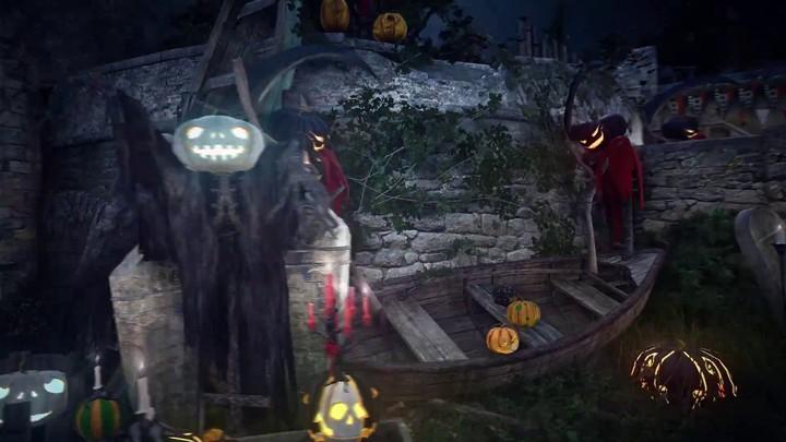 Aperçu des animations d'Halloween de Black Desert Online