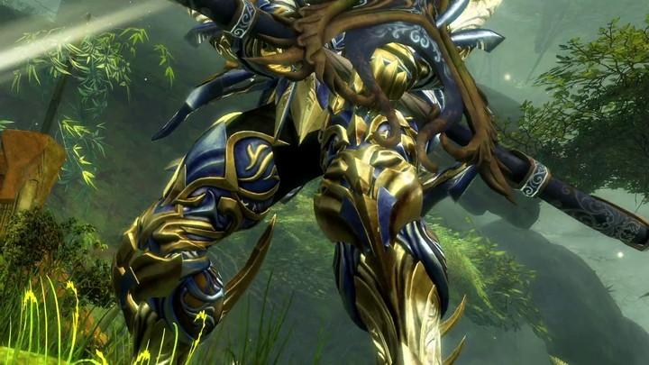 Premier aperçu de l'armure légendaire sur Guild Wars 2