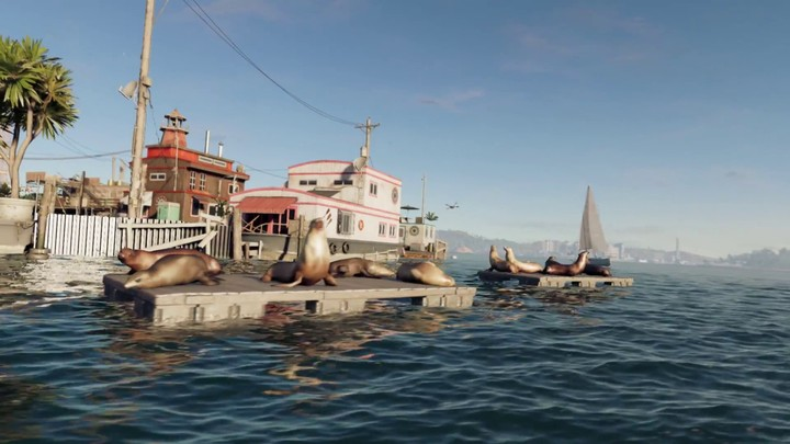 "Bande-annonce ""Bienvenue à San Francisco"" de Watch_Dogs 2"