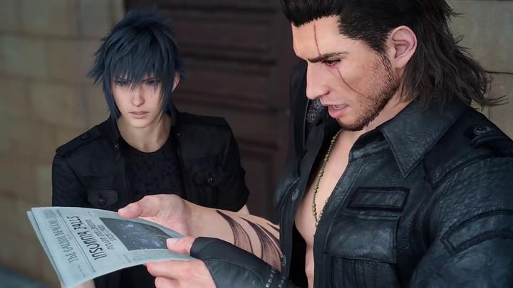 Bande annonce en français pour Final Fantasy XV