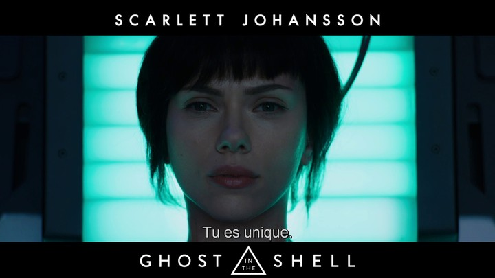 Bande-annonce du film Ghost in the Shell (VOSTFR)