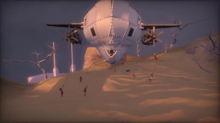 Bande-annonce du prochain alpha-test de Worlds Adrift