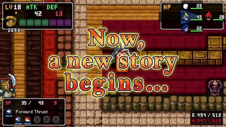 Cladun Returns: This is Sengoku! - Bande-annonce de la version européenne
