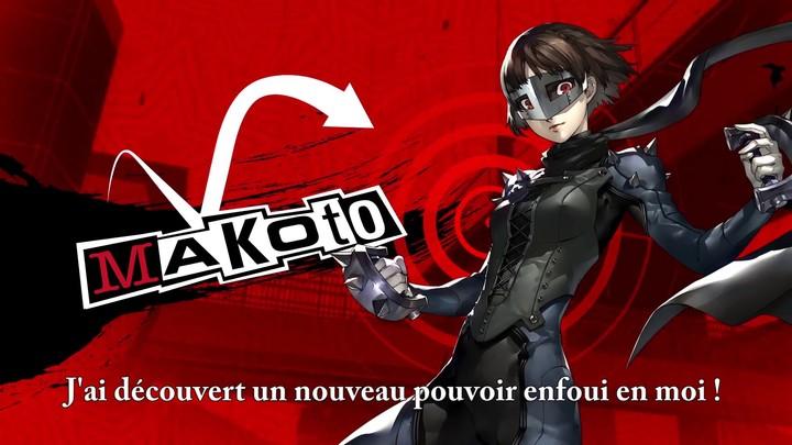 Persona 5 - Présentation de personnage - Makoto Niijima