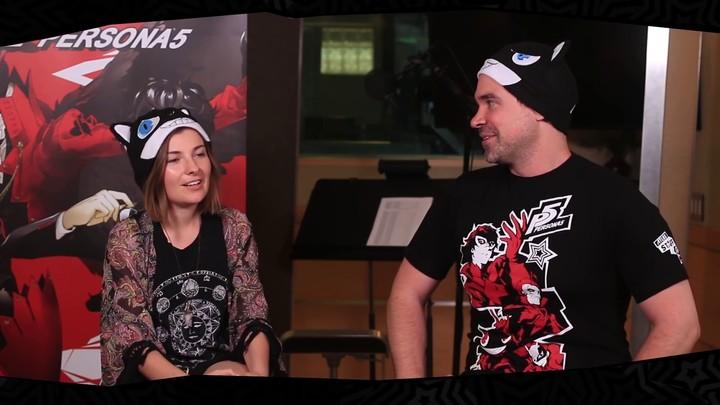 Persona 5 - Interview de Cassandra Morris, doubleuse de Morgana