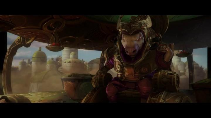 """Bande-annonce de la mise à jour """"Revenge of Antares"""" de Master of Orion"""