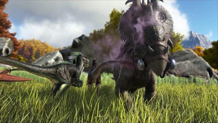 Présentation du patch 252 d'Ark: Survival Evolved : dinosaures et refonte évolution graphique