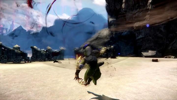 """Aperçu de la mise à jour """"Ranger's Fury"""" de Riders of Icarus"""