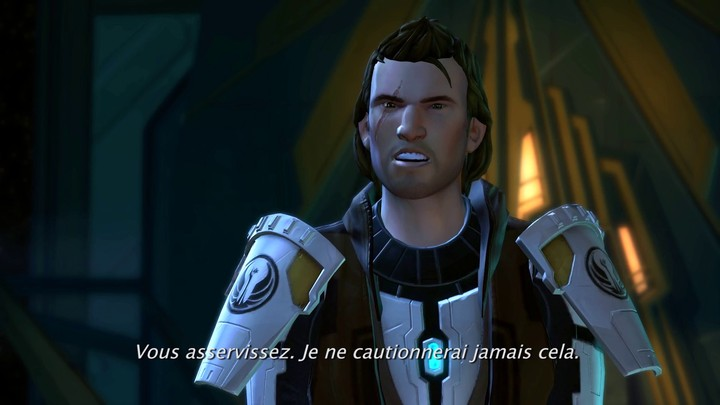 SWTOR - Knights Of The Eternal Throne : L'histoire jusqu'à présent