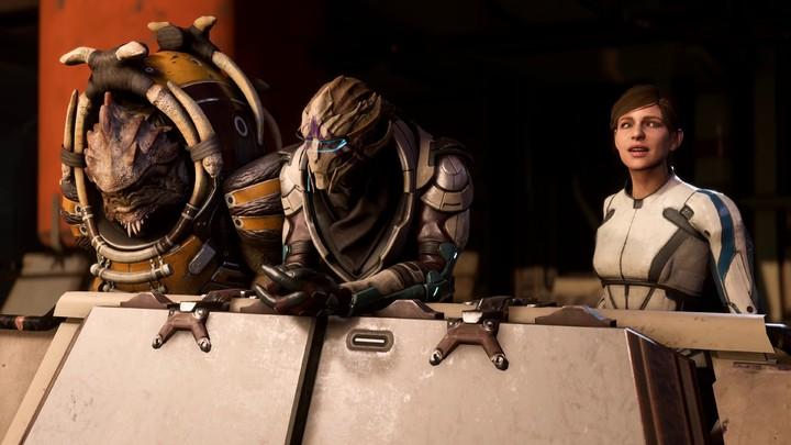 Premier aperçu du gameplay de Mass Effect Andromeda (VOSTFR)