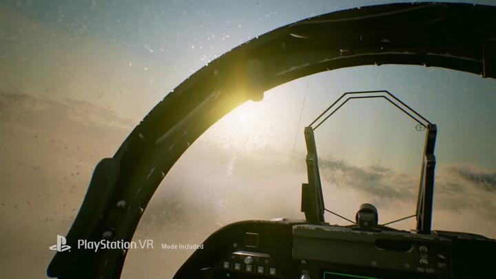 PlayStation Experience 2016 - Ace Combat 7 décolle en vidéo