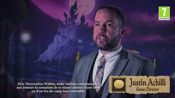 Werewolves Within se lance en réalité virtuelle pour réinventer le jeu de société d'ambiance (VOSTFR)