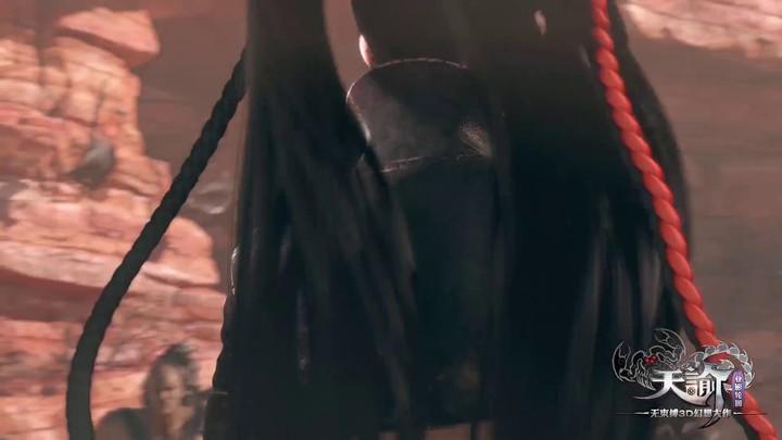 Cinématique d'introduction de l'Assassin de Revelation Online (version longue)